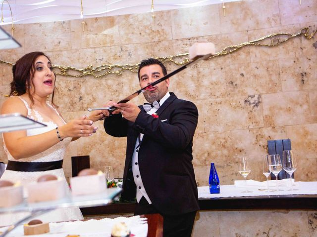 La boda de Santi y Sole en Pedrajas De San Esteban, Valladolid 93