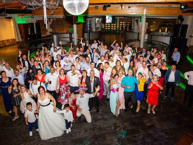 La boda de Santi y Sole en Pedrajas De San Esteban, Valladolid 115