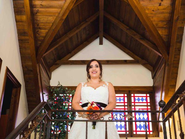 La boda de Santi y Sole en Pedrajas De San Esteban, Valladolid 8