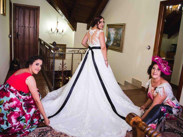 La boda de Santi y Sole en Pedrajas De San Esteban, Valladolid 11