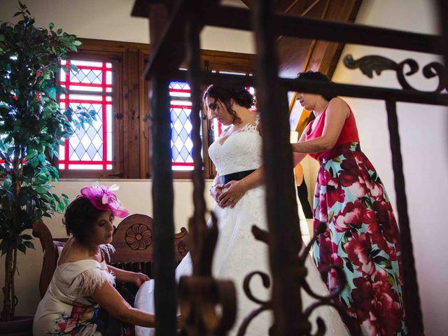 La boda de Santi y Sole en Pedrajas De San Esteban, Valladolid 20