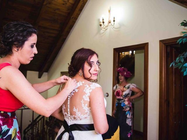 La boda de Santi y Sole en Pedrajas De San Esteban, Valladolid 21