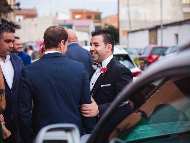 La boda de Santi y Sole en Pedrajas De San Esteban, Valladolid 24