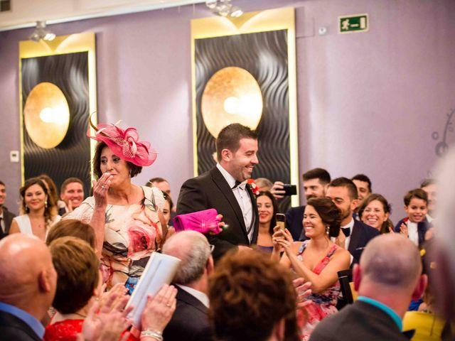 La boda de Santi y Sole en Pedrajas De San Esteban, Valladolid 28