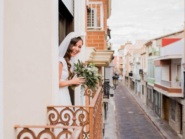La boda de Pablo y Gemma en Picanya, Valencia 17