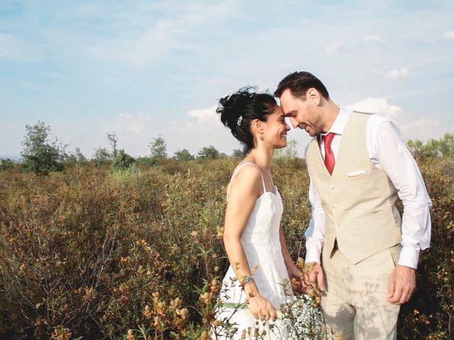 La boda de Itziar y Javier