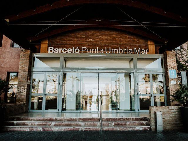 La boda de Cristina y Mario en Huelva, Huelva 1