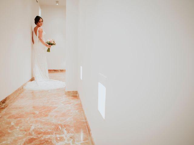 La boda de Cristina y Mario en Huelva, Huelva 19