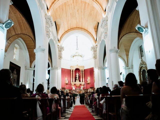 La boda de Cristina y Mario en Huelva, Huelva 24