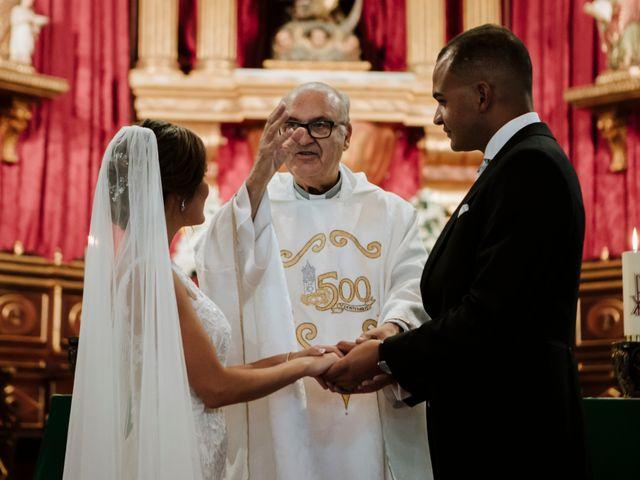 La boda de Cristina y Mario en Huelva, Huelva 25