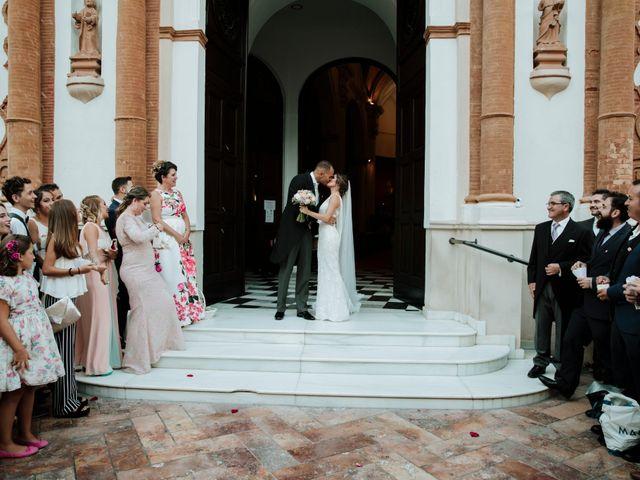 La boda de Cristina y Mario en Huelva, Huelva 26