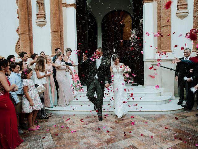 La boda de Cristina y Mario en Huelva, Huelva 27
