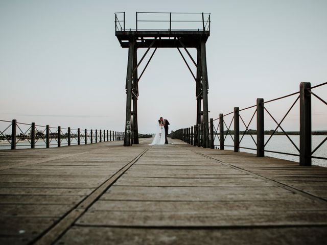 La boda de Cristina y Mario en Huelva, Huelva 32