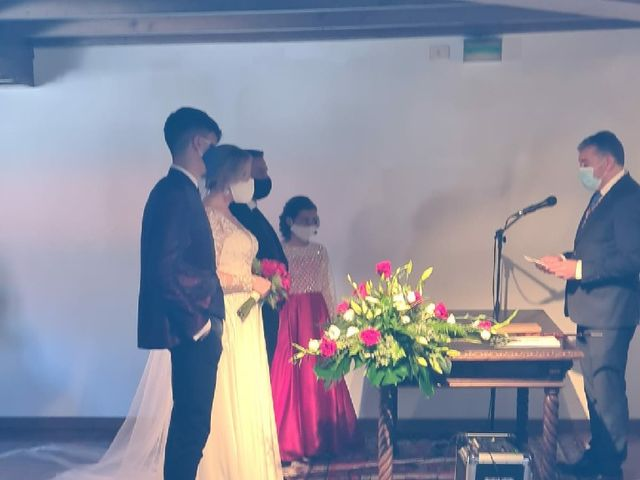 La boda de Alberto  y Fátima  en Ortigueira, A Coruña 4
