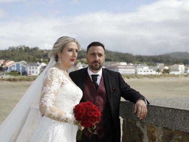 La boda de Alberto  y Fátima  en Ortigueira, A Coruña 2
