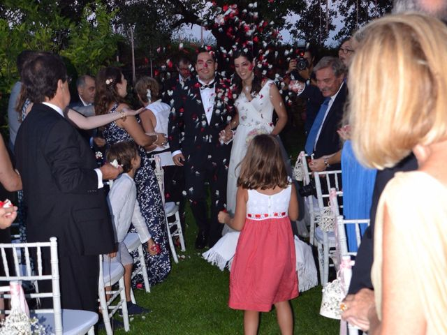 La boda de Montse y Tolo