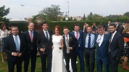 La boda de Simón y Cova en Gijón, Asturias 7