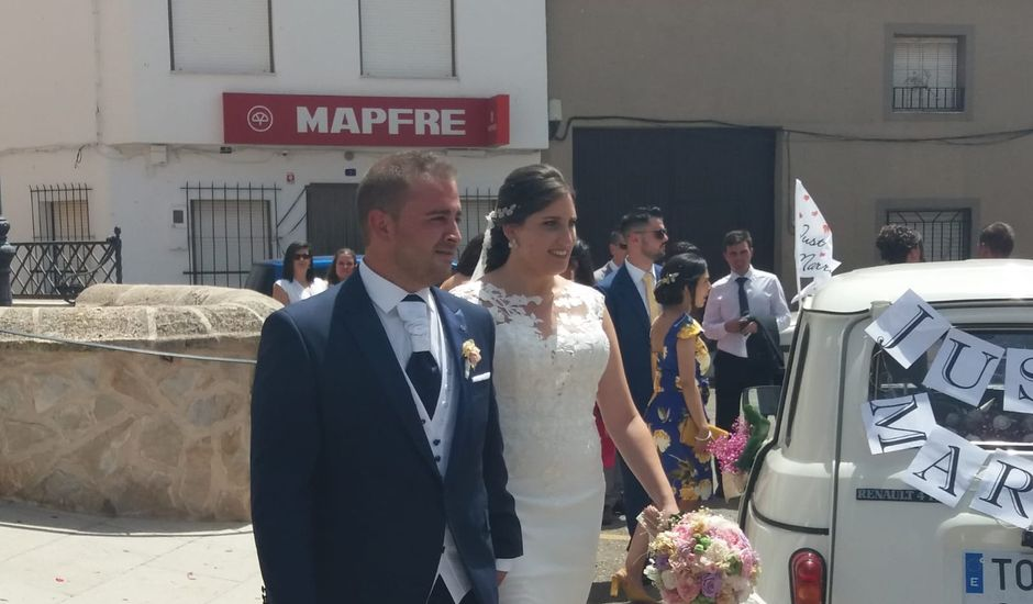 La boda de Óscar y Carolina en Turleque, Toledo