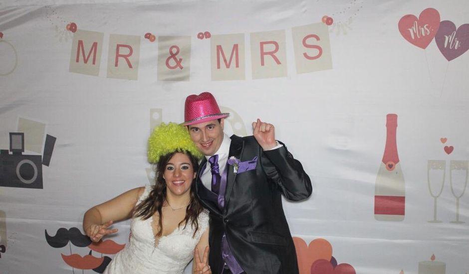 La boda de Pablo y Marián  en Boadilla Del Monte, Madrid