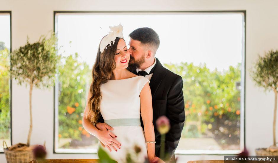 La boda de Pablo y Gemma en Picanya, Valencia