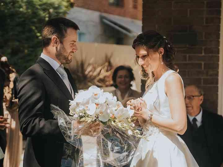 La boda de Chantal y Juan