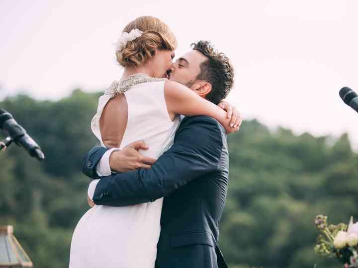 La boda de Bea y Josep