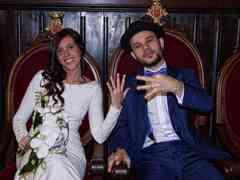La boda de Paula y Vladis 157