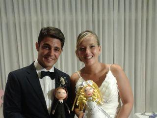 La boda de Miriam y Pere