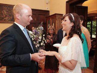 La boda de Noelia y Kristian