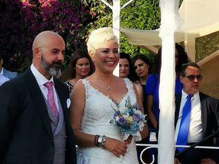 La boda de Reme y Migue