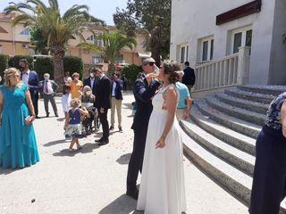 La boda de Raquel y Miguel 1