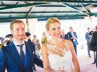 La boda de Emilio y Mercedes