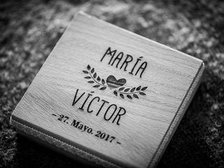 La boda de María y Victor 2