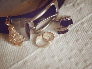 La boda de Melisa y Javier 1