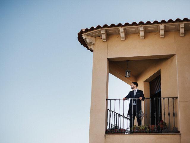 La boda de Jose y Nieves en Carrion De Calatrava, Ciudad Real 17
