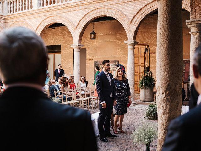 La boda de Jose y Nieves en Carrion De Calatrava, Ciudad Real 49