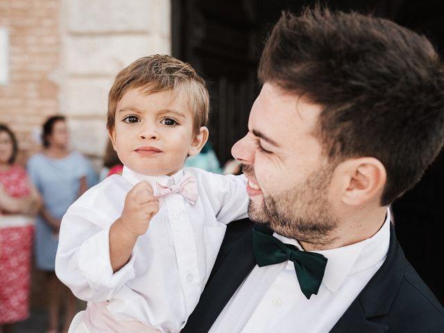 La boda de Jose y Nieves en Carrion De Calatrava, Ciudad Real 51