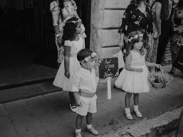 La boda de Jose y Nieves en Carrion De Calatrava, Ciudad Real 52