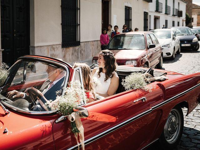 La boda de Jose y Nieves en Carrion De Calatrava, Ciudad Real 55
