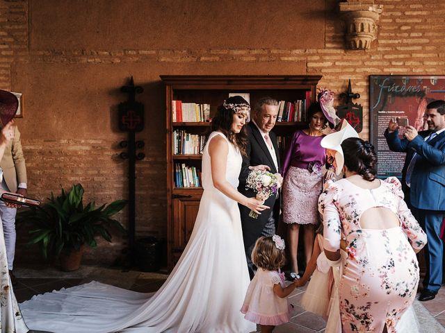 La boda de Jose y Nieves en Carrion De Calatrava, Ciudad Real 58