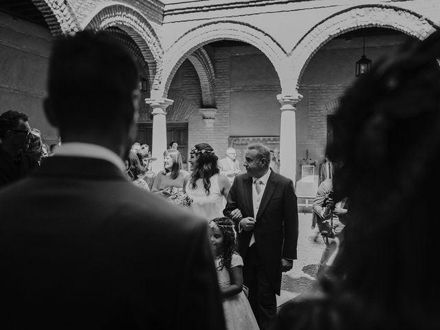 La boda de Jose y Nieves en Carrion De Calatrava, Ciudad Real 60