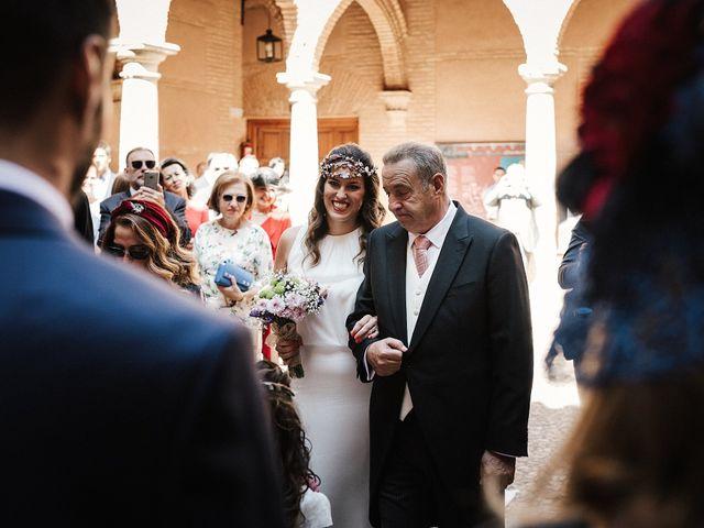 La boda de Jose y Nieves en Carrion De Calatrava, Ciudad Real 61