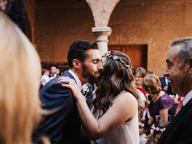 La boda de Jose y Nieves en Carrion De Calatrava, Ciudad Real 62