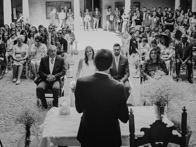 La boda de Jose y Nieves en Carrion De Calatrava, Ciudad Real 64