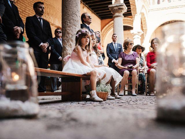 La boda de Jose y Nieves en Carrion De Calatrava, Ciudad Real 66
