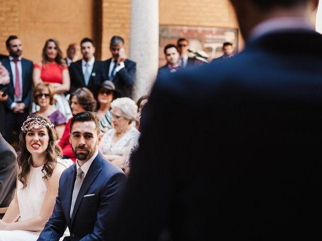 La boda de Jose y Nieves en Carrion De Calatrava, Ciudad Real 67