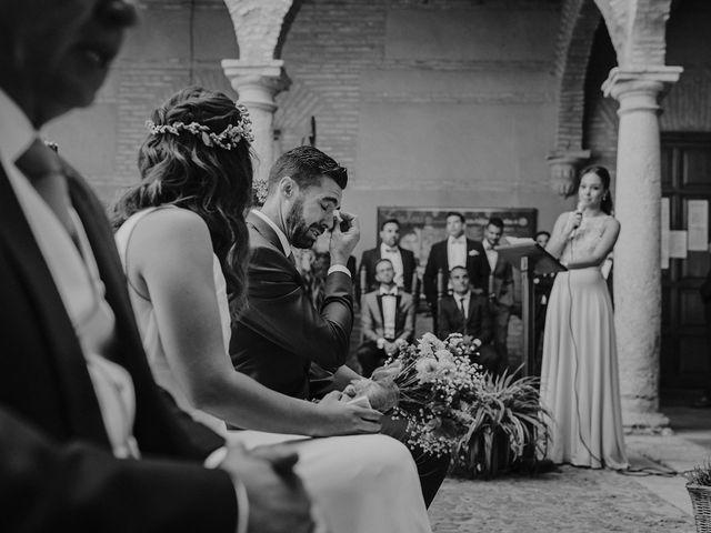 La boda de Jose y Nieves en Carrion De Calatrava, Ciudad Real 73