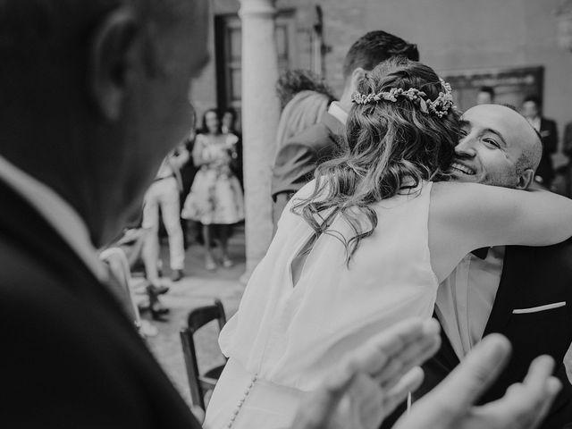 La boda de Jose y Nieves en Carrion De Calatrava, Ciudad Real 75