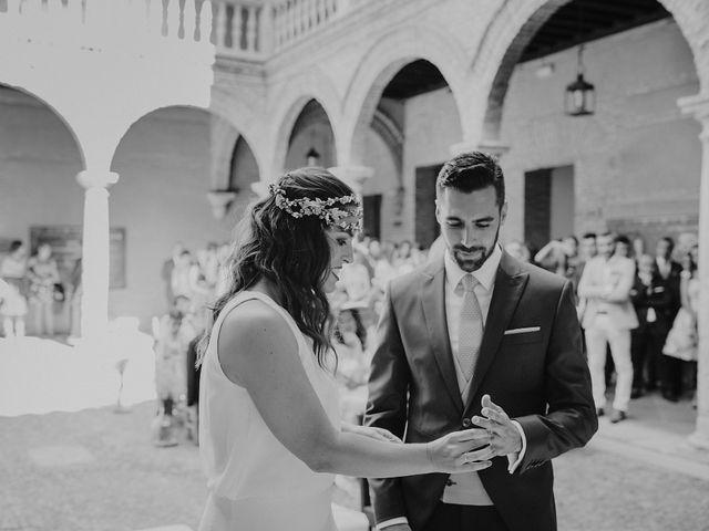 La boda de Jose y Nieves en Carrion De Calatrava, Ciudad Real 81