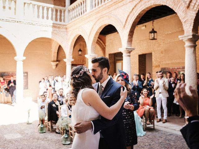 La boda de Jose y Nieves en Carrion De Calatrava, Ciudad Real 82
